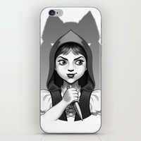 Little Red Riding Hood's… iPhone & iPod Skin