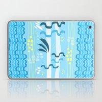 Water rays Laptop & iPad Skin