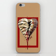 Razor Blade Romance iPhone & iPod Skin
