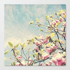 Lovely Canvas Print