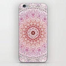 SUMMER MANDALA iPhone & iPod Skin