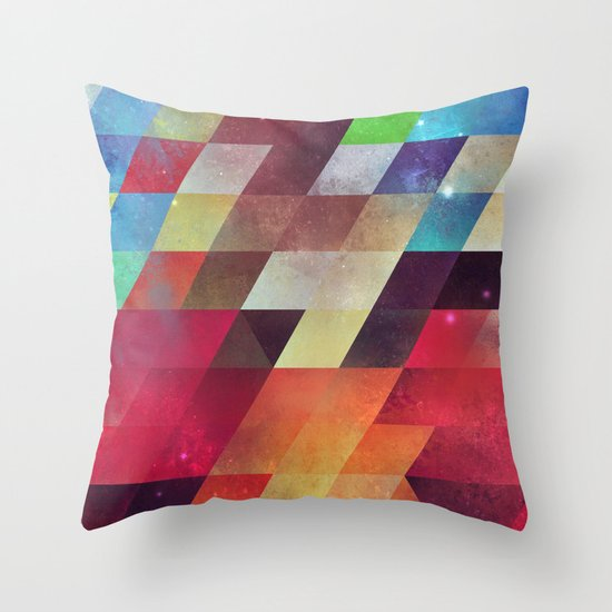 cyrryts Throw Pillow
