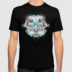 Undefined creature SMALL Black Mens Fitted Tee