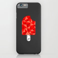 TRIsicle (Red) iPhone 6 Slim Case