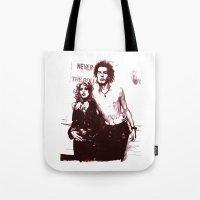 Sid and Nancy Tote Bag