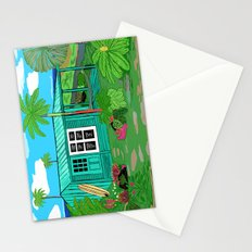 BeachHut Stationery Cards