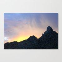 Arizona Sunset Canvas Print