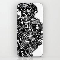 thought iPhone & iPod Skin