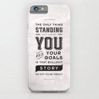 Bullshit Story iPhone 6 Slim Case
