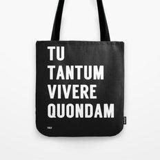 YOLO in Latin Tote Bag