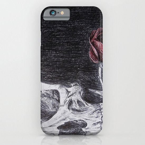On Death and Dying iPhone & iPod Case