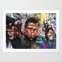 Graffiti Art Print