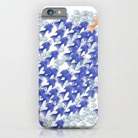 100 fishes iPhone 6 Slim Case