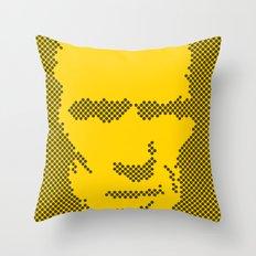 Harry Dots Throw Pillow