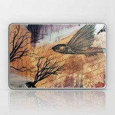 Literary Flying Fish Laptop & iPad Skin