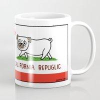California RePuglic Mug