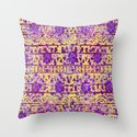 Tapestry Boho Pattern Throw Pillow