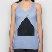 Man & Nature - To The Top Unisex Tank Top