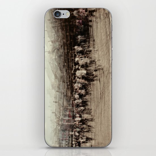 covent garden iPhone & iPod Skin