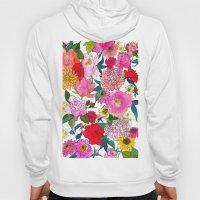 Peonies & Roses Hoody
