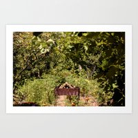 nature at its best Art Print