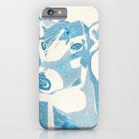 iPhone & iPod Case featuring Deerest Blue by katieellen