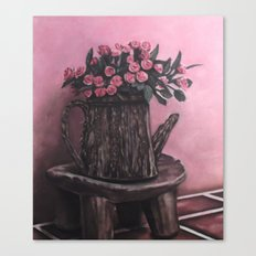 Trunk Pot Canvas Print