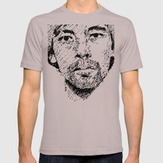 Pixel Portrait : Onra Mens Fitted Tee Cinder SMALL