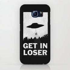 Get In Loser Galaxy S6 Slim Case