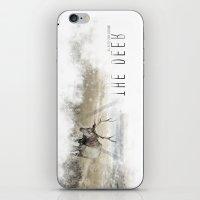 The Deer II iPhone & iPod Skin