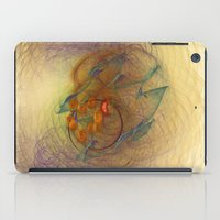 Little Dumbbell Nebula  iPad Case