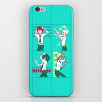 Enoshima Don iPhone & iPod Skin