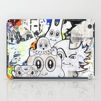 Sugar Monsters iPad Case