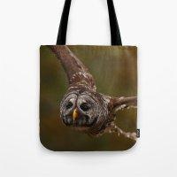Owl~ Tote Bag