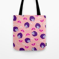 Dr Frank N Furter Tote Bag