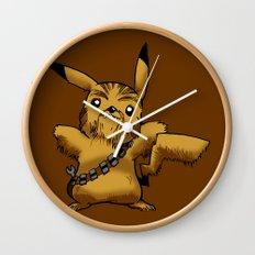 Poké Wars Wall Clock