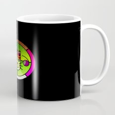 Stained Glass Cat Mug