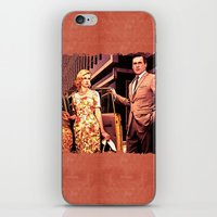 Betty & Don Draper from Mad Men - Painting Style iPhone & iPod Skin