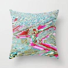 New Sacred 01 (2014) Throw Pillow