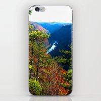 Pennsylvania Grand Canyo… iPhone & iPod Skin