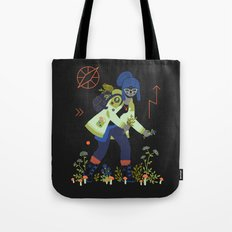 Witch Series: Plants and Herbs Tote Bag