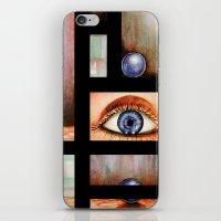 Corrruption Of The Mind iPhone & iPod Skin