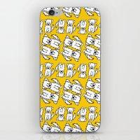 Dogs Pattern iPhone & iPod Skin