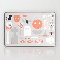 #24 Halloween Laptop & iPad Skin