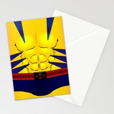 Wolverine X-Men Stationery Cards