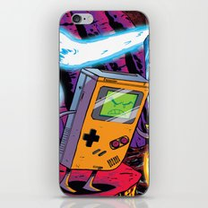 The Legend of Gameboy iPhone & iPod Skin
