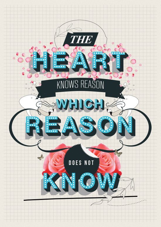 The Reason Art Print