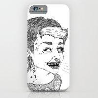 DOE EYES iPhone 6 Slim Case