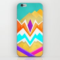 iPhone & iPod Skin featuring Desert Paradise by Elisabeth Fredriksso…