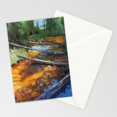 Gold Rush! Stationery Cards